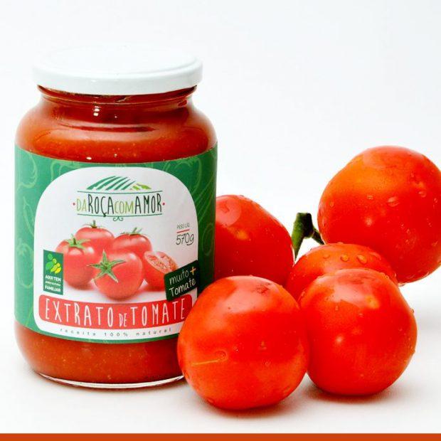 Extratos de Tomate