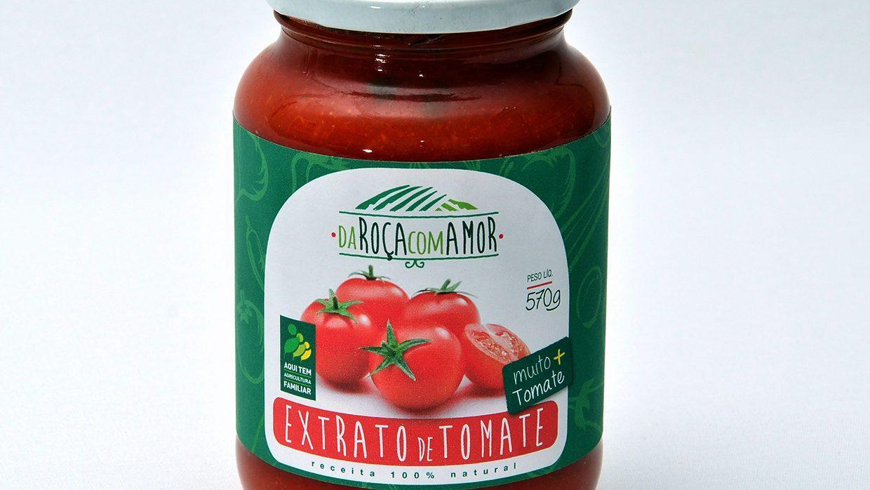 Extrato de Tomate 570g